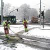 Vidéo buzz: Chasse neige qui glisse à Genève