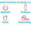 Concours Genève: Un t-shirt original pour l'eau – iPad à Gagner