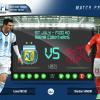 Match Argentine – Suisse depuis Genève