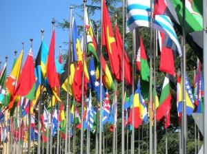 drapeau onu 300x224 Les sièges des organisations internationales à Genève