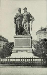 National Monument Geneva 186x300 Genève et ses monuments historiques – Partie 2