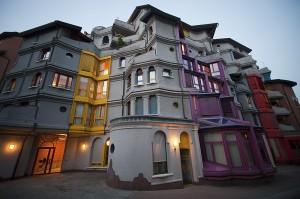 Schtroumpf 300x199 La Maison des Schtroumpfs : architecture insolite et fascinante