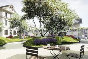 musee ethnographie agrandissement 300x201 Le nouveau Musée d'ethnographie prévoit l'ajout d'un jardin d'agrément