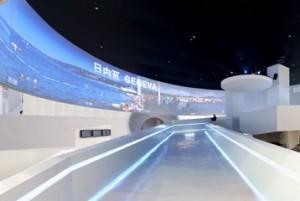 pavillon shanghai contenu 300x201 Le Pavillon suisse à Shanghai attire des milliers de visiteurs
