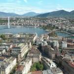 vue aerienne de geneve 150x150 Genève: plaque tournante du commerce international