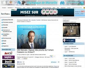luscher publicité site om foot 300x241 Publicité politique: Christian Lüscher sur adwords